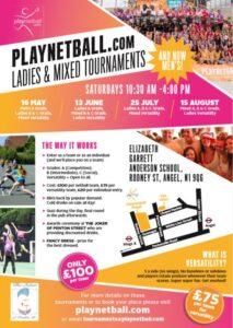 2020 Summer Tournaments