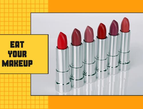 Quarantine Corner – Meet The Team (Episode 4 – Eat Your Makeup)